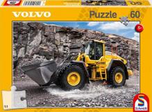 Puzzle VOLVO nakladač L150H 60 dílů