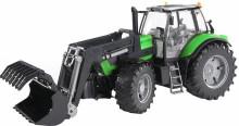 Traktor DEUTZ FAHR AGROTRON X720 s čelním nakladačem BRUDER 03081