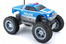 Model RC OFF-ROAD EMERGENCY policie