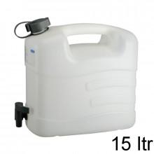 Kanystr 15 L plastový PRESSOL s ventilem