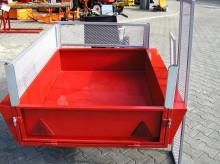 Nástavba vozíku VARES HV 500-5