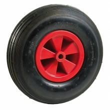Kolo s pneu RAVENDO 3,50 x 6/2 červené