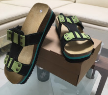 Obuv pracovní sandál LA PALMA JANA zelený