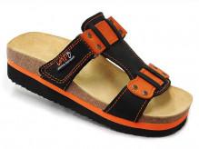 Obuv pracovní sandál LA PALMA JANA 20-P oranžový