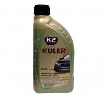 Nemrznoucí kapalina KULER K2 zelená 1L -35°C