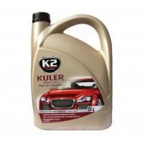 Nemrznoucí kapalina KULER K2 růžová 5L -35°C