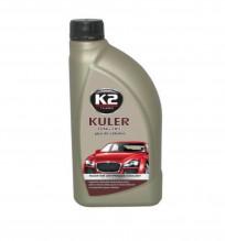 Nemrznoucí kapalina KULER K2 růžová 1L -35°C
