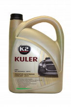 Nemrznoucí kapalina KULER K2 zelená 5L -35°C