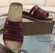 Obuv pracovní sandál IBIZA vínový