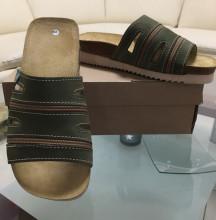 Obuv pracovní sandál IBIZA khaki
