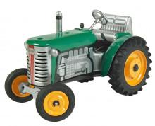 Traktor ZETOR zelený KOVAP 0381