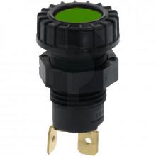 Kontrolka zelená 12V2WK / T2W