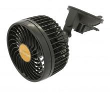 Ventilátor 24V MITCHELL 115 mm na přísavku