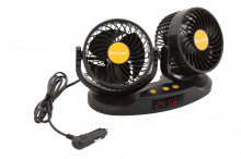 Ventilátor 24V MITCHELL DUO 130 mm na lepící pásky
