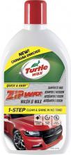 Autošampon TURTLE ZIP WAX s voskem 500 ml
