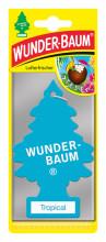 WUNDER-BAUM TROPICAL Osvěžovač stromeček 5g