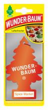 WUNDER-BAUM SPICE MARKET Osvěžovač stromeček 5g