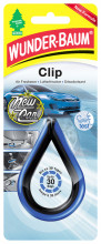 WUNDER-BAUM CLIP NEW CAR Osvěžovač a vůně