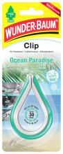WUNDER-BAUM CLIP OCEAN PARADISE Osvěžovač a vůně