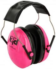 Ochranné dětské sluchátka PELTOR KID 3M růžové