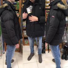 Bunda zimní ASPEN černá