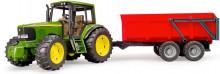 Traktor JOHN DEERE 6920 s návěsem BRUDER 02057