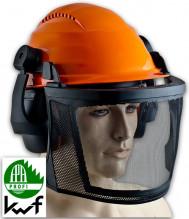 Ochranná lesnická helma ROCKMAN PROFI
