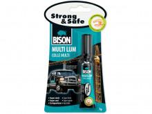 Lepidlo BISON Strong & Safe universal 7 ml/g