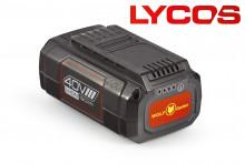 Akumulátor 40V LYCOS 2,5 Ah 90 Wh