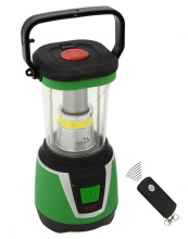 LED svítilna přenosná CATTARA CAMPING REMOTE CONTROL