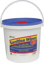Ubrousky hygienické antibakteriální SOLENT SANITISE WIPES 1000 ks