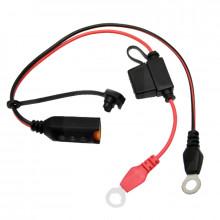 Kabel CTEK nabíječky, kabelové oka 8 mm