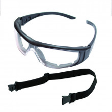 Ochranné brýle SWISS WORKER DUSTFREE čiré