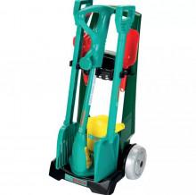 Dětský zahradní vozík BOSCH KLEIN 2751 sada
