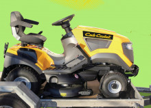 Držák se zajištěním CLIP BLOCK zahradních traktorů