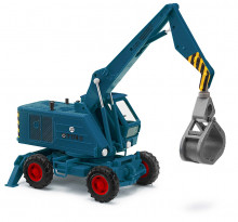 Nakladač samojízdný T 174-2 modrý BUSCH 42896