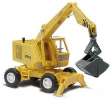 Nakladač samojízdný T 174-2 žlutý BUSCH 42870 1:87