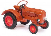 BUSCH 50050 Traktor ALLGAIER A 111L oranžový 1:87
