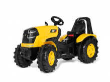 Rolly Toys Traktor šlapací X-TRAC PREMIUM CAT