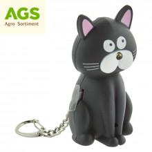 EMOS Přívěsek na klíček FARM kočka