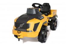 Dětské šlapací auto TRUCK VOLVO ROLLY TOYS 88100