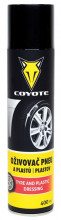 Oživovač pneu a plastů COYOTE 400 ml