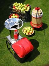 Drtič ovoce FRUIT SHARK 1,6 kW, celonerezový