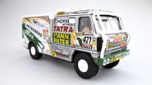 Auto TATRA 815 PETROBRAS DAKAR 2001 KOVAP 68100