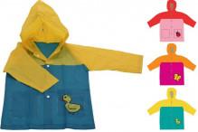 Pláštěnka PVC dětská pro dívky