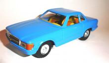 Auto MB CUPÉ modré KOVAP 0608S