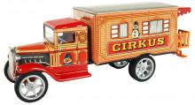 Auto HAWKEY cirkus maringotka KOVAP 0594