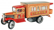 Auto HAWKEYE cirkus KOVAP 0595