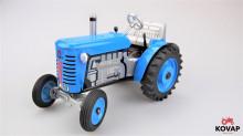 Traktor ZETOR SPZ KVP modrý KOVAP 038120 M