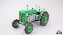 Traktor ZETOR SPZ KVP zelený KOVAP 038120 Z